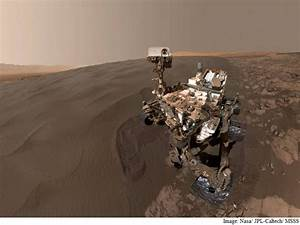 Nasa's Curiosity Rover Sends Super Cool Selfie From Mars ...