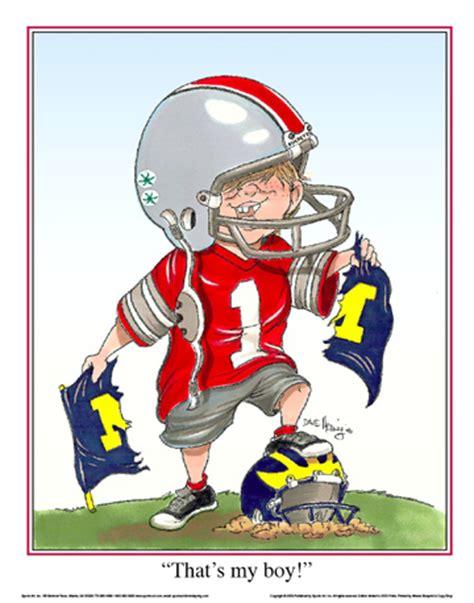 Ohio State Room Decor osu buckeyes football thast my boy kids art poster print