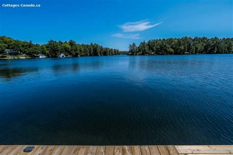 cottage rental ontario muskoka lake joseph luxury