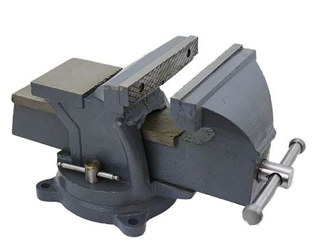 bench vise clamp tabletop vises swivel locking base