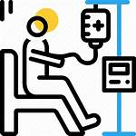 Chemotherapy Icon Chemo Intravenous Treatment Medication Medical