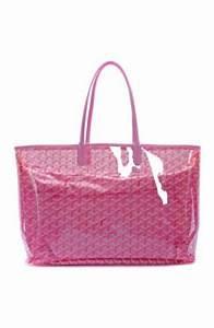 Sac À Main Transparent : goyard transparent st louis tote bag mm pink goyard ~ Melissatoandfro.com Idées de Décoration
