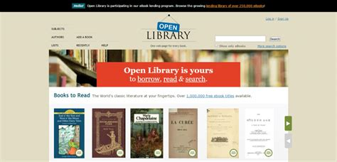 12 Of The Best Websites To Download Free E-books