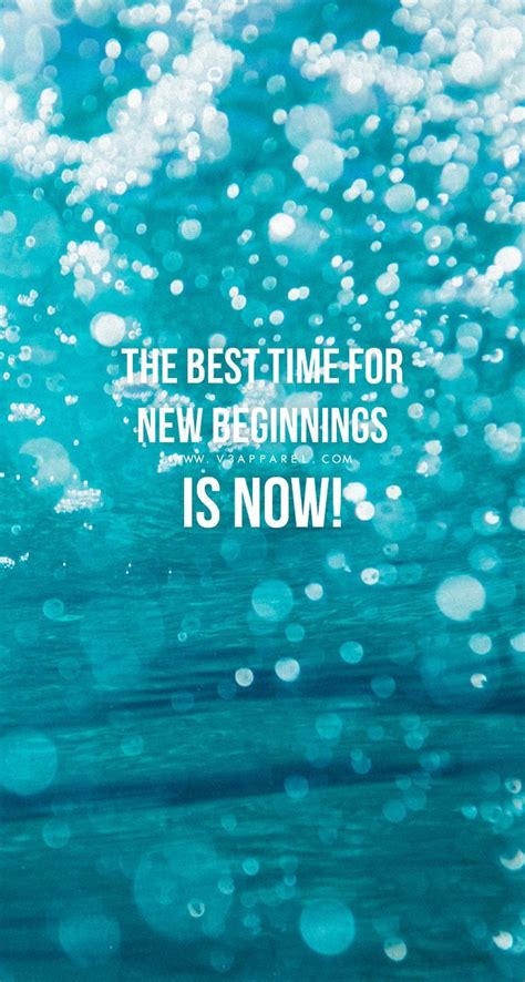 25 best new beginning quotes on new