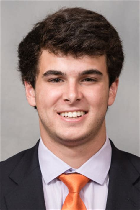 nolan turner bio clemson tigers official athletics site