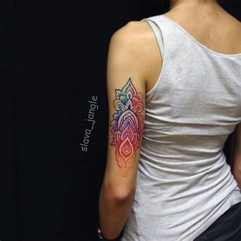 amazing ombre tattoo ideas  haircut web