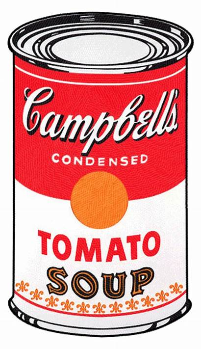 Animated Pop Warhol Gifs Andy Soup Cans