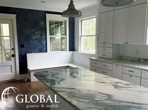 arabescato montclair danby marble counters  white