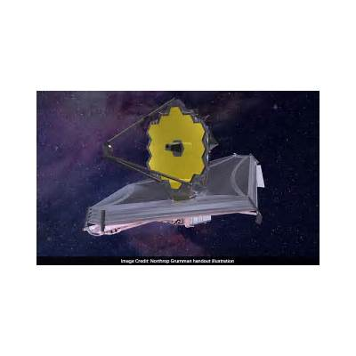 Closing In On Launch: NASA's Gold-Mirrored $8 Billion Webb Space Telescope