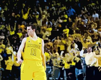 Michigan Basketball Wallpaperaccess Becuo Wallpapers