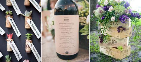 mariage autour du vin faire part viticole