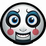 Icon Avatar Clown Funny Spaulding Halloween Mask