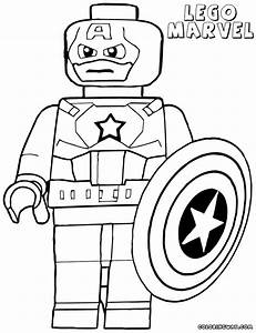 Similiar Lego Marvel Printable Coloring Pages Keywords Coloring For Kids