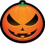 Lantern Jack Icon Pumpkin Halloween Jackolantern Clipart