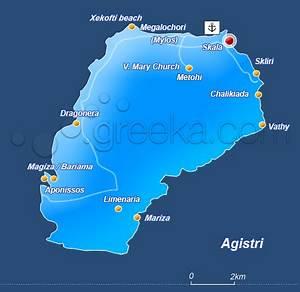 Agistri Skala Beach | Agistri beaches - Greeka.com