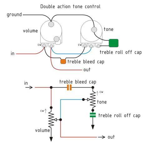Treble Bass Tone Control Guitars Guitar Pedals