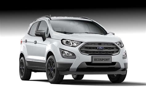 2018 Ford Ecosport To Launch In India Next Month News18