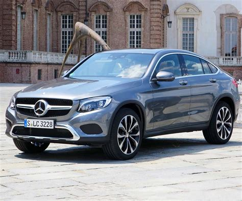 Www Mercedes glc300 from mercedes is a player in coupe suv market