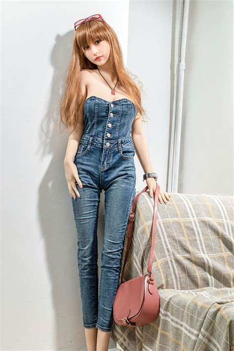 Japanese Young Blonde Real Sex Doll Annie 165cm Zlovedoll