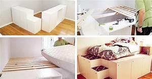 Ikea Hacks Podest : sieben einfache ikea hacks ein zimmer voller bilder ~ Watch28wear.com Haus und Dekorationen
