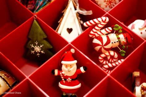organised christmas organised