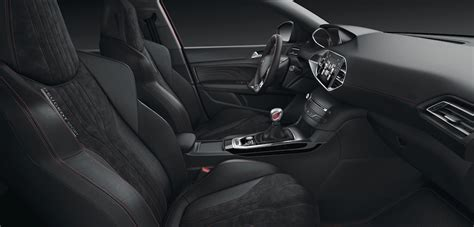siege 308 sw discover the interior design of the 308 gti by peugeot sport