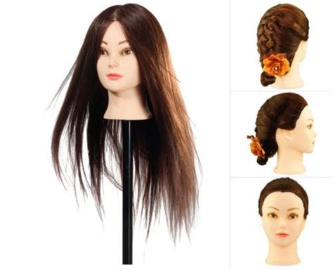 23 Best Images About Hair Designs On A Mannequin On