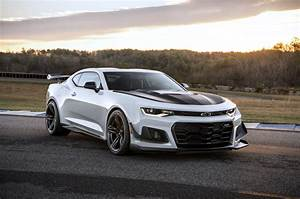2018 Chevrolet Camaro ZL1 1LE GM Authority