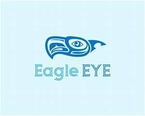 Eagle EYE Designed by AQUEELp | BrandCrowd