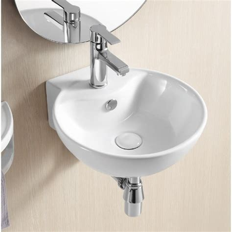 small wall mount utility sink