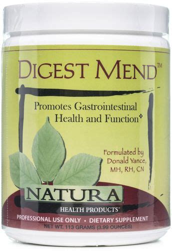 Digest Mend™ by Natura Health Products