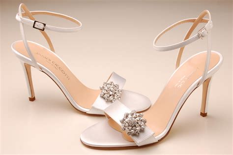 Best Wedding Shoes & Accessories From James Ciccotti
