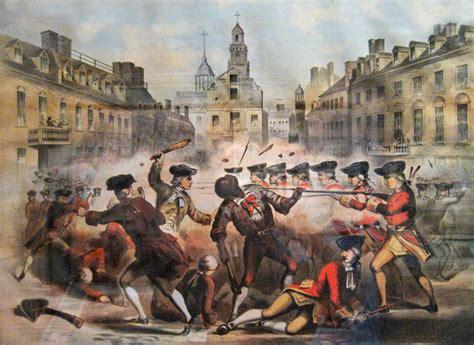 Boston Massacre by Framingham Matters Crispus Attucks Framingham Revolutionist