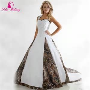 camouflage bridesmaid dresses 2016 new camo wedding dresses halter camouflage bridal gown vintage backless chapel