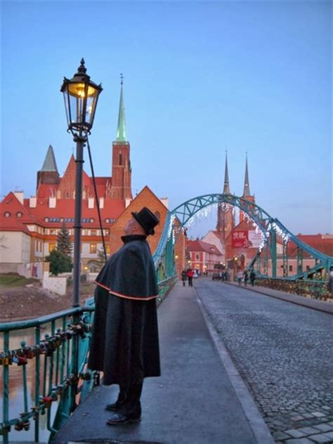 Lighter Lamp by The Wrocław Lamplighter Wroclaw