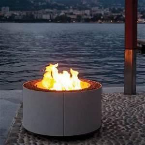 mangiafuoco feuerstelle grill von ak47 bei homeformde With feuerstelle garten mit estrich für balkon