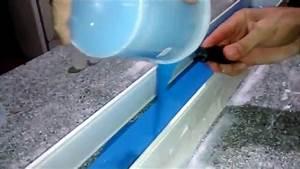 como fazer molde para moldura de gesso silicone