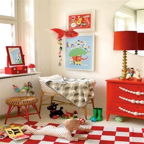 chambre de bébé originale une décoration pimpant pour une chambre de bébé