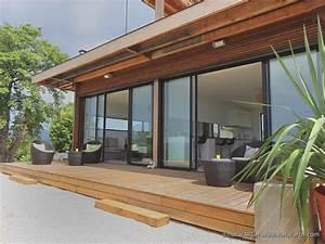Maison écologique En Kit : maison passive bois en kit ~ Dode.kayakingforconservation.com Idées de Décoration