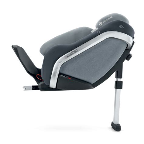 siege auto le plus confortable siège auto reverso plus i size steel grey groupe 0 1 de