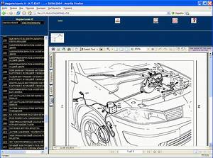 Renault Wiring Diagrams Laguna 2    X74 Picture   2
