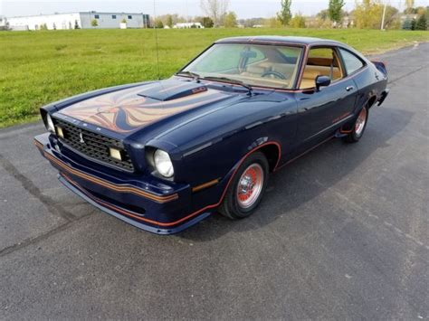 1978 Ford Mustang King Cobra For Sale by Classic 1978 Ford Mustang King Cobra For Sale Detailed