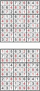 Kinder Sudoku Rtsel Ausdrucken