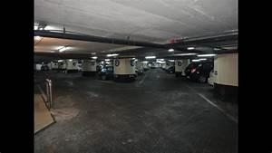 PARKING GARAGE TOUR: Dizzengoff Center underground parking ...  Parking