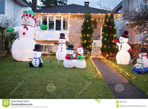 House All Decked Out For Christmas With Snowmen Stock. Store Christmas Decorations Ideas. Christmas Lights For Sale Menards. Christmas Buffet Decorations Pictures. How To Make Christmas Quilted Ornaments. Christmas Tree Decorations Teal And Silver. Christmas Decorations In Scotland. Christmas Classroom Door Decorations On Pinterest. Christmas Cake Decorations Au