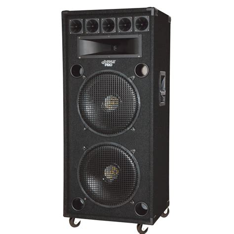 pylepro padh182 sound and recording studio speakers stage monitors
