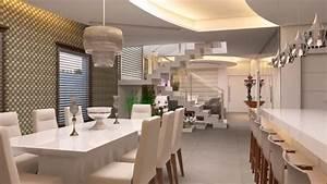 Projeto De Design De Interiores Casa Sobrado De Alto Padr U00e3o