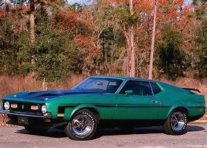 Fastest Ford Mustangs Part 1 : 1971 Ford Mustang Boss 351