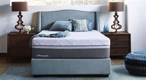 Posturepedic Bed by Sealy Posturepedic The Mattress Company
