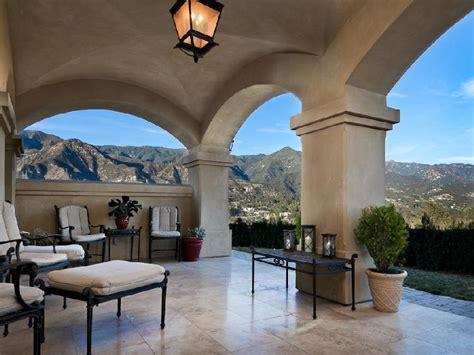 tuscan style villa  montecito idesignarch interior design architecture interior